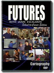 Futures with Jaime Escalante Episode 7: Cartography DVD
