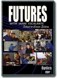 Futures with Jaime Escalante Episode 19: Optics DVD
