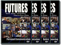 Futures with Jaime Escalante DVD Module 5: Communications