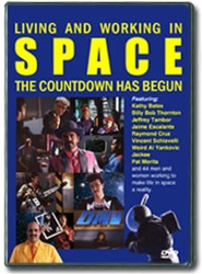 Living and Working in Space DVD