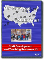 The National Math Trail DVD