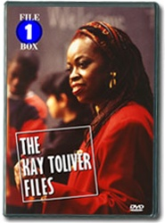 The Kay Toliver Files Box #1 DVD