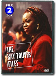 The Kay Toliver Files Box #2 DVD