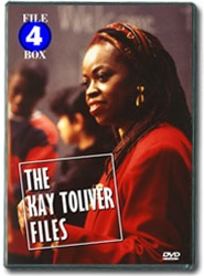 The Kay Toliver Files Box #4 DVD