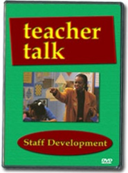 Teacher Talk DVD