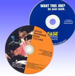 Good Morning Miss Toliver DVD with Want This Job? CD-ROM!