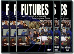 Futures with Jaime Escalante DVD Complete Series