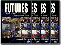 Futures with Jaime Escalante DVD Module 3: Design and Engineering