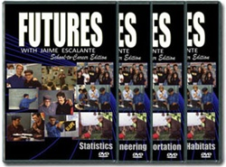 Futures with Jaime Escalante DVD Module 6: Government and Civil Engineering