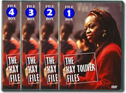 The Kay Toliver Files Complete DVD Series